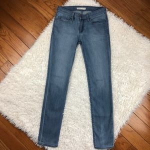Joie Light Wash Skinny Jeans